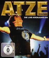 "ATZE SCHRÖDER ""LIVE KRONJUWELEN"" BLU RAY COMEDY NEU"