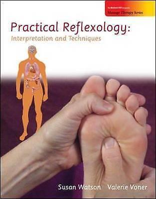 Practical Reflexology : Interpretation and Techniques-ExLibrary