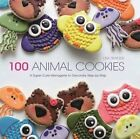 100 Animal Cookies: A Super Cute Menagerie to Decorate Step-By-Step by Lisa Snyder (Paperback / softback, 2014)