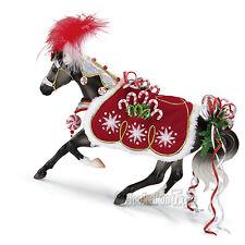 Breyer 2015 Holiday Horse Peppermint Kisses Christmas 700118