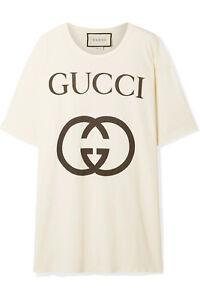 74ecb939d NWT Gucci Interlock G GUCCI Logo T-shirt Interlock G Size M | eBay