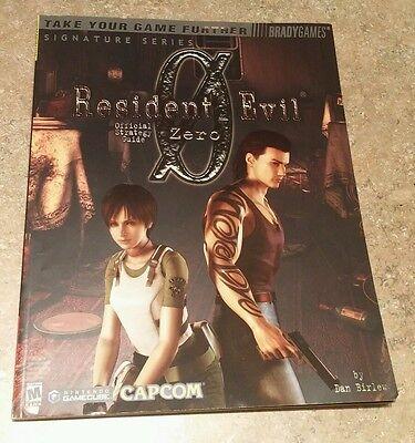 Resident Evil Zero (BradyGames Signature Series Guides)