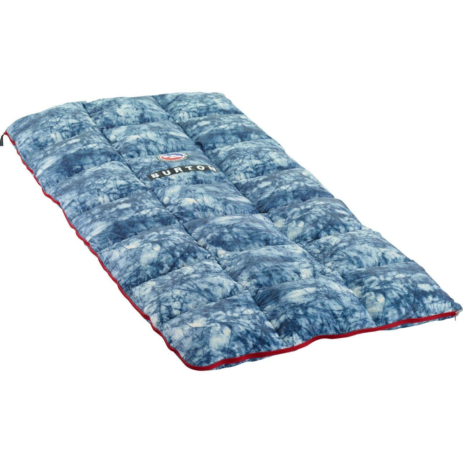 Burton gree Agnes x the Dirt borsa Sleeping borsa 39.2°F Rectangular campeggio all'aperto