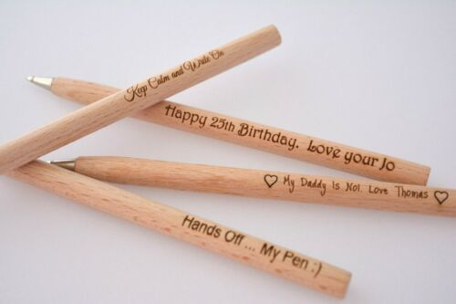 Father/'s Man Pen Best Gift Birthday Personalised any engraved Teacher Daddy Day