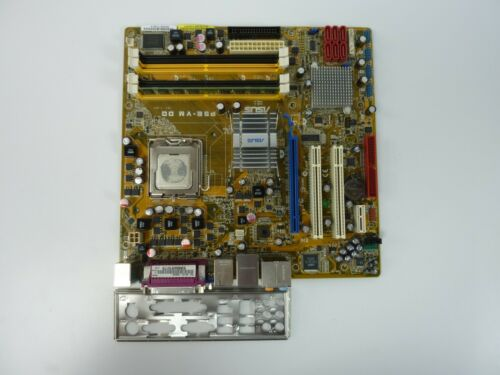 ASUS P5E-VM DO Intel LGA775 Motherboard 2GB DDR2 RAM Core 2 Quad Q8400