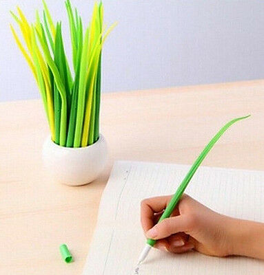 FD1024 Kawaii Stationery Elegant Cute Grass Princess Ballpoint Pen ~Random 1pc:)