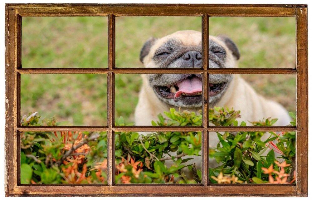 Cane animale domestico Muro Tatuaggio Parete Adesivo Parete Adesivo h0567