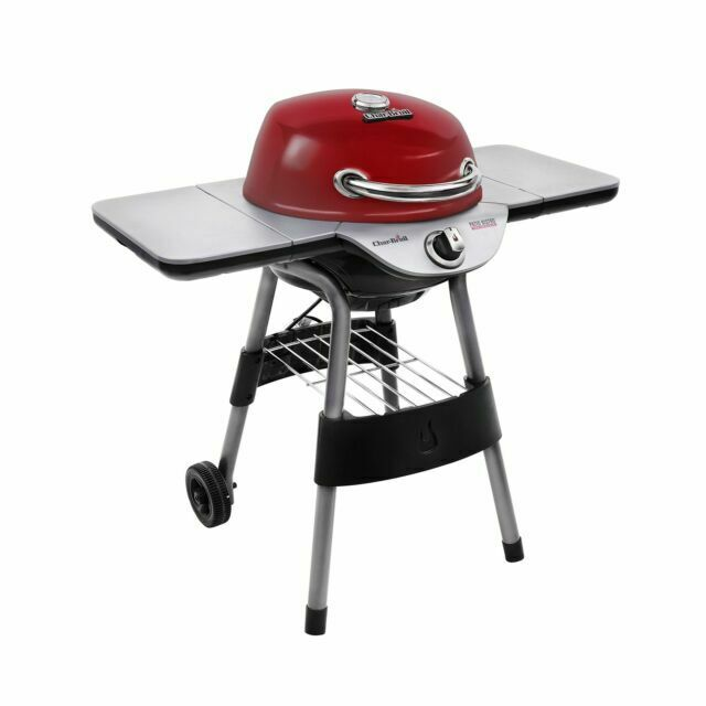 Char-Broil 17602047 Patio Bistro Electric Grill