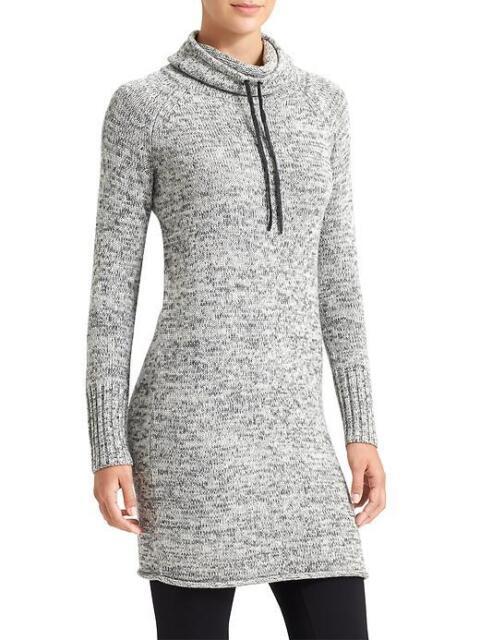 1b601d9b761 Athleta Traverse City Sweater Dress