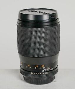 CONTAX (コンタックス) Carl Zeiss T* Sonnar 135mm F2.8 AEJ 商品詳細