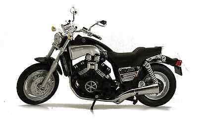 Yamaha V-Max schwarz 1:12  Motorrad Modell die cast motorcycle model von NewRay