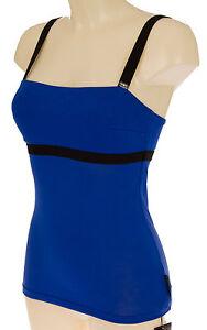 Swimwear Armani 11433 T Blu 262375 Royal 4p329 Donna m Emporio Canotta Top gxAOI