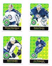 2015-16 O-Pee-Chee, (Retro), Winnipeg Jets, Hockey Cards !!