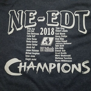 NE-Extreme-Dirt-Track-Series-Official-2018-Champions-Shirt-S-2xl
