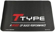 Black Buick T-Type car mechanics fender cover paint protector vintage style