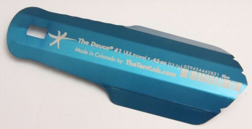 The Deuce of Spades Ultralight Backpacking Cathole Trowel SPECIAL 10 GRAMS
