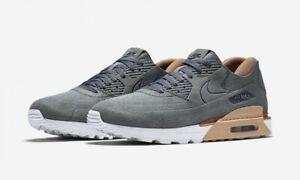 Details zu Nike air max 90 NikeLab royal limited edition Größe 40,5 UK 7.5 grau neu DS