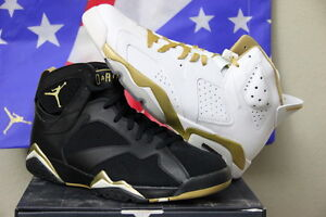 new style da4e2 bab0c Image is loading AIR-JORDAN-034-GOLDEN-MOMENTS-PACK-034-RETRO-