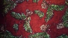 Troy Riverwoods Rustic Retreat 1831 4 FLANNEL Cotton Fabric BTY