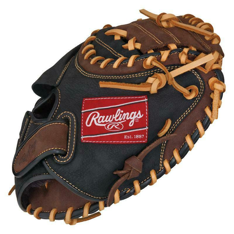 Rawlings RCM325SB Youth Catcher's Mitt Player Preferred RHT