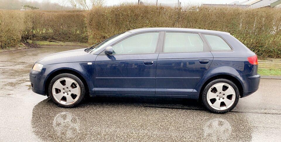 Audi A3, 1,9 TDi Attraction SB, Diesel