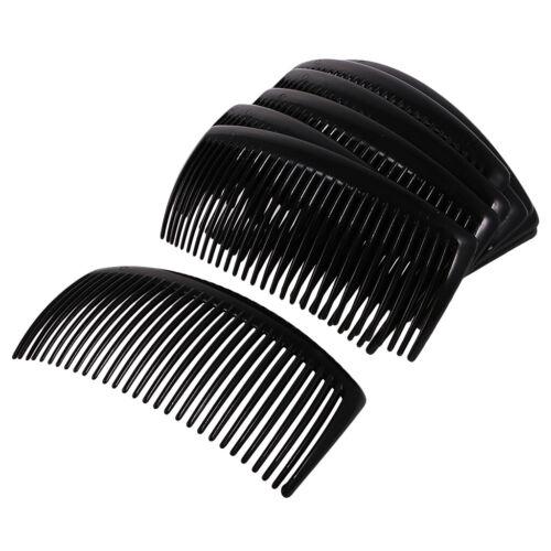 12pcs mode cheveux clip de peigne peigne cheveux accessoires 29 dents