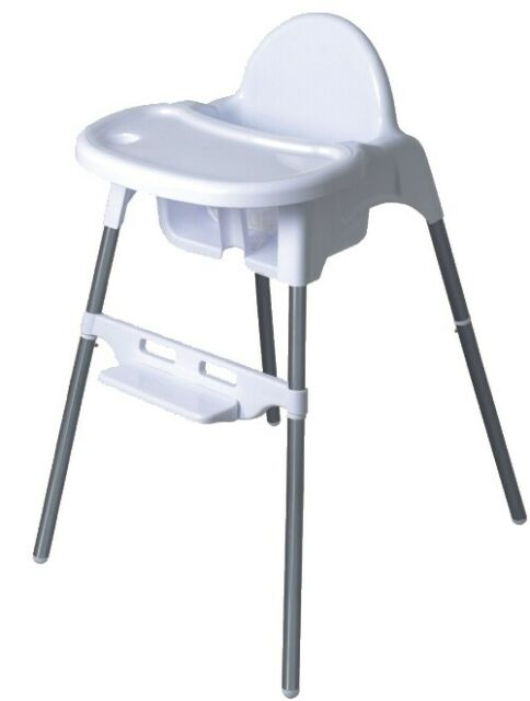 Bebe Style 2 in 1 Highchair & Junior Chair Child Toddler Youth Feeding Seat 36kg