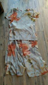 Jacques-vert-skirt-amp-blouse-size-14