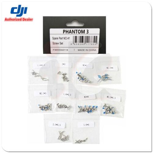 DJI Phantom 3 Part 41 Screw Set for P3 Professional//Advance RC Drone Quadcopter