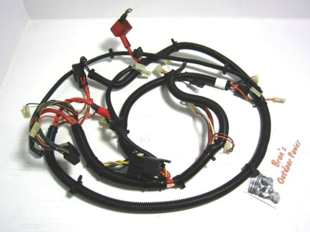 Toro Wheel Horse 16-38hxl Lawn Tractor Main Electrical Wiring Harness  99-6840 for sale online | eBayeBay