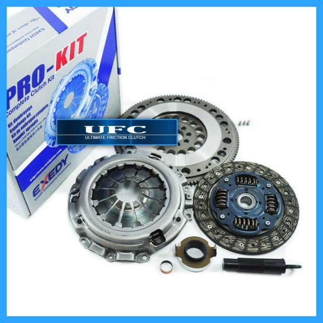EXEDY CLUTCH KIT+UFC FORGED FLYWHEEL For 2002-2011 ACURA