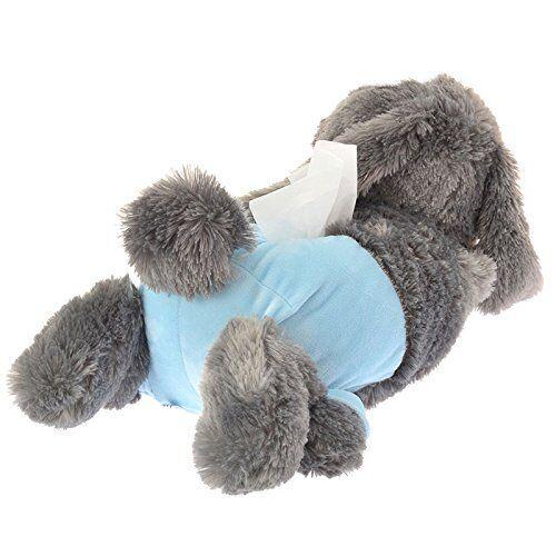 NEW Disney Oswald The Lucky Rabbit Tissue Box Cover Disney stuffed animal F//S