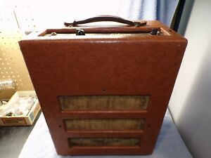 Vintage Gibson BR-6 Amp Amplifier Rare Configuration Must See