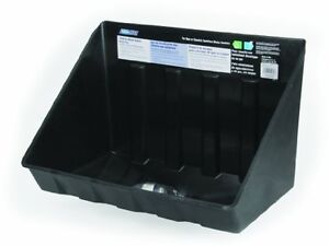 Camco 11470 Tankless Water Heater Drain Pan With Pvc