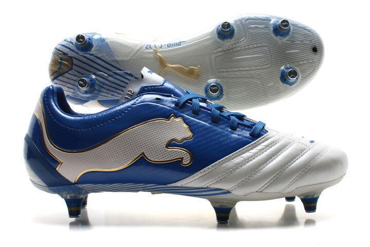 Puma Powercat 1.12 SG Größe UK 11.5  Herren Stiefel Football Stiefel Herren 7579f2