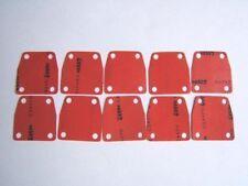 B(S761) SOLEX VELOSOLEX 10 MEMBRANES ROUGES