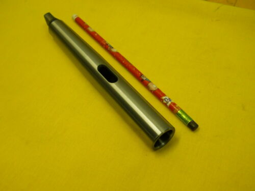 NEW 2-3 MORSE TAPER EXTENSION ADAPTER drill lathe tool holder