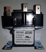 Mars 90340 Dpdt/24v Switching Relay 90-340 Hvac R8222d1014