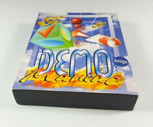Demo-Maniac-Commodore-Amiga-Tool-Scene-Big-Box-OVP-VGC-CIB-Demo-Maker-RARE