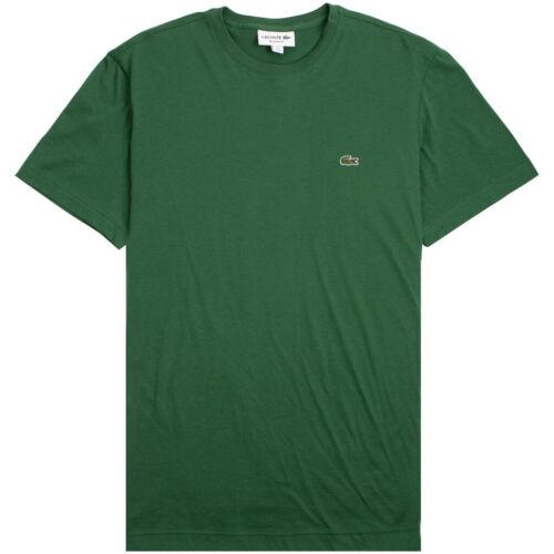dunkelgrün NEU /& OVP TH2038-00 Lacoste T-Shirt