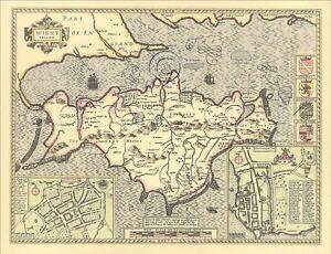24x36 1905 Spokane Washington Vintage Old Panoramic City Map
