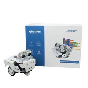 Details about Programmable Robot Kit Smart Robot Car For Scratch 3 0 Fit  Arduino Qbot Pro DIY