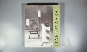 rare-out-of-print-Ilmari-Tapiovaara-monograph-1997-chairs-tables-stools-HARDBACK