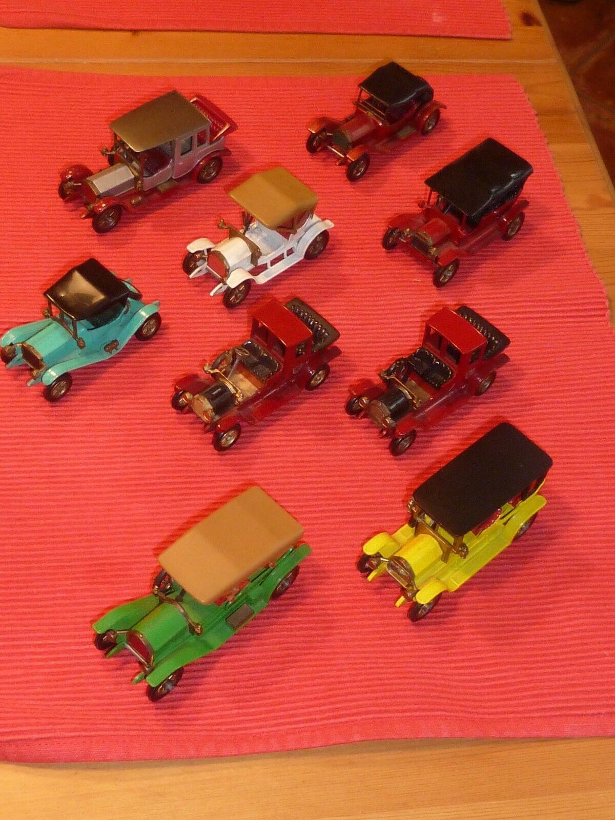 Matchbox  models of Yesteryear  colección colección