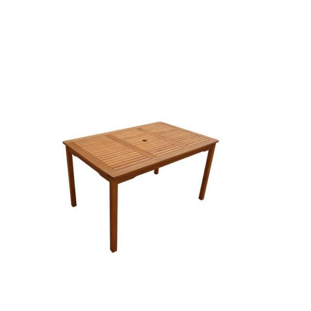 Gartentisch Esstisch Terrassentisch Gartenmobel Tisch Rechteckig