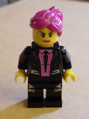 NUOVO LEGO Ultra Agents-Agent Caila Phoenix agenti nero viola capelli