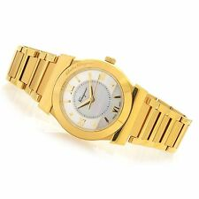 Salvatore Ferragamo Women's FI1940015 VEGA Yellow Gold Ion-Plated Swiss Watch