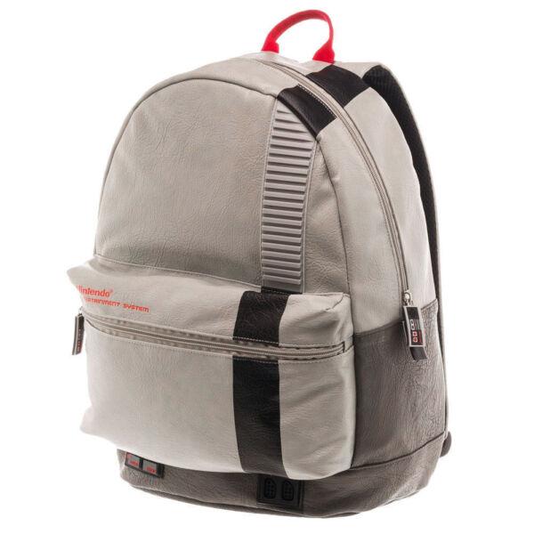 Nintendo Entertainment System Novelty Backpack - Grey - BP1GV6NCT for sale  online  1266d00acad0c