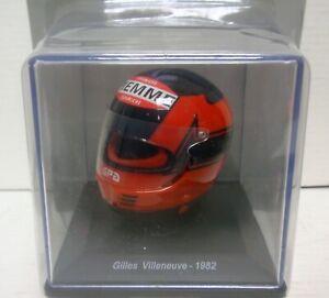 CASCO-HELMET-GILLES-VILLENEUVE-1982-1-5-SPARK-EDITIONS
