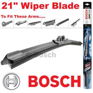 """Ford Sierra 1981-1993 Front Windscreen Wiper Blades 20/"""" 20/"""" Set"""